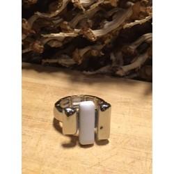Ring met rechthoeken